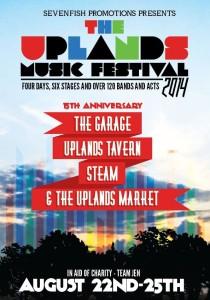 uplands festival