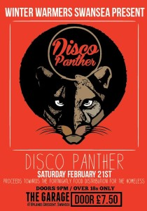DISCO PANTHER FEB15