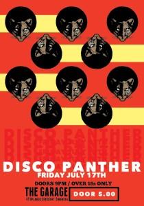 disco panther july15