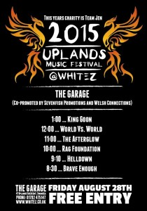 uplands garage 15