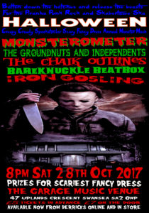 28th Oct 2017 Halloween gig copy