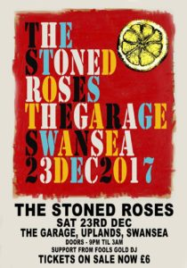 stoned roses